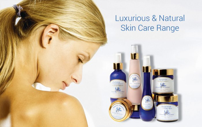 Nature's Creations Luxurious & Natural Skin Care Range